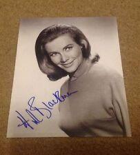 B Surname Initial Certified Original Film Cast Autographs