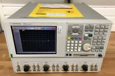 Agilent N5230a 20ghz 4port Vector Network Analyzer With Opts 080246 Mfg Cald