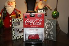 M2 Machines Coca Cola 1959 VW Double Cab Truck Chase RW04 LE 750 pieces