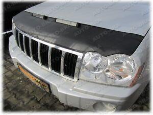 BRA Jeep Grand Cherokee Typ WH Bj. 2005 -2010 Steinschlagschutz Haubenbra Tuning