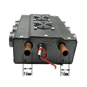 Universal 12V Under Dash Heater Heat w/ Speed Switch for Car Truck 6-port Set