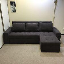 "New Corner Sofa Bed ""CORONA"" - NAROZNIK"