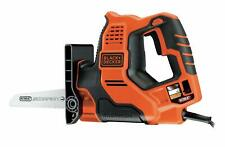 BLACK+DECKER KS890ECN Scorpion Saw Versatile Saw DIY Handsaw Jigsaw 3m Cable