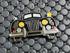 PINS PIN BADGE CAR MORGAN
