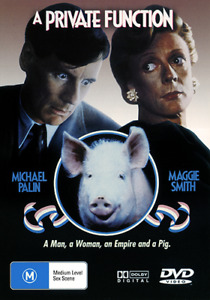 Michael Palin Maggie Smith A PRIVATE FUNCTION - UPROARIOUS WITTY COMEDY DVD