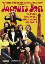 Jacques Brel Is Alive and Well and Living in Paris (REGION 0 DVD New) WS