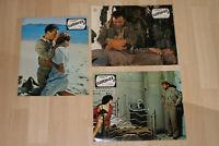 Catch 22 -   3 Kino Aushangfotos- mit Alan Arkin, Orson  Welles