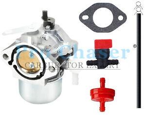 Carburetor Carb For Briggs & Stratton 497581 192412 192407 192402 176452 176437