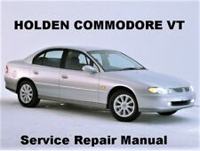 COMMODORE VT BERLINA CALAIS Auto Owners Workshop Service Repair Manual PDF CD-R