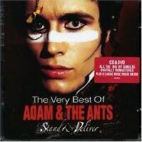 "ADAM ANT ""THE VERY BEST OF"" NEU 2 CD 30 TITEL"