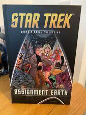 H/B STAR TREK graphic novel - Volume 23 - ASSIGNMENT EARTH