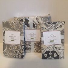 Pottery Barn JACQUELYN Full/Queen Duvet & 2 Standard Shams ~ New with Tags