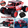 2.4G Off Road Remote Control 1/18 4WD Rock Crawler Radio RC Car Truck Gift Toy