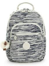 Kipling CLAS SEOUL S Backpack with Tablet Compartment - Scribble Lines