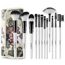 NEW Sephora Makeup Brushes 12 Piece Professional Makeup Cosmetics Brush Set Kits