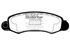 EBC Greenstuff Front Brake Pads for Subaru Justy 1.3 (96 > 02)