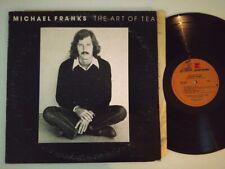 MICHAEL FRANKS LP THE ART OF TEA 1975 REPRISE MS 2230 1ST PRESS