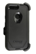 """New! Otterbox Defender Series Case for Google Pixel 5"""" Black With Clip 77-54259"""