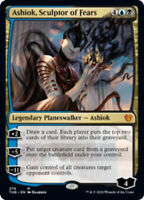 Ashiok, Sculptor of Fears - Collector Pack Exclusive x4 Magic the Gathering 4x T