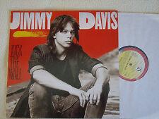 JIMMY DAVIS & Junction - Kick the Wall LP QMI Music 1988
