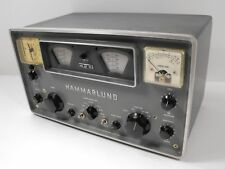 Hammarlund HQ-110C Ham Radio Tube Receiver in Working Condition SN Unknown