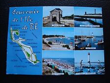 FRANCE - carte postale 1971 souvenir de l ile de re (cy95) french