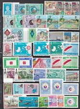 PHILIPPINES ^^^^sc#1211//1276   MNH  sets collection  $45.00@@lar355phi5