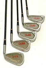Dynacraft BFC Partial Iron Set RH Graphite 2 5 6 8 W Golf Club R Flex