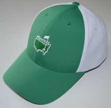 2018 MASTERS (GREEN WHITE) PERFORMANCE STRUCTURED Golf HAT from AUGUSTA  NATIONAL 953b06459682