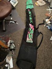 vintage Atomic Approx. 82x14 Ski Bag  inches snow skiing retro nylon tote