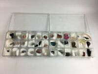 (2) Rock & Crystal Collections - Lot 3959