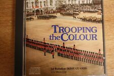 Trooping the Colour, 1st Battalion Irish Guards, 1988