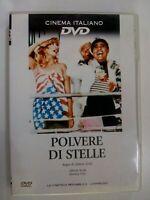 DVD Film - Polvere Di Stelle - Dvd - Usato (ed. editoriale l'espresso)