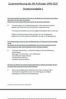 Industriemeister Metall Zusammenfassung von Prüfungen HQ 1999-2020