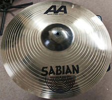 "Sabian AA 20"" Metal-X Ride, Rock Size Bell, Good Definition/Power, Versatile"