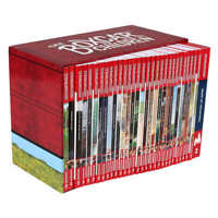 The Boxcar Children: 30 Book Box Set with DVD Included
