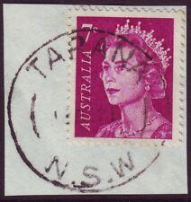 "NSW POSTMARK ""TARANA"" ON 7c QEII DATED 1971 (A1615)"