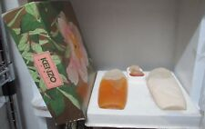 Kenzo de KENZO CA Set: 2.5 oz Eau De Toilette/3.4 oz Body Lotion +Mini 4 ml EDT