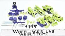 Devastator * 100% Complete 1985 Vintage Hasbro G1 Transformers Action Figure