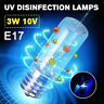 LED UV Ultraviolet Light Germicidal Sterilizer UVC Ozone Disinfection Lamp