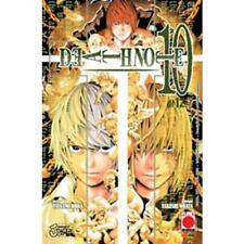 DEATH NOTE 10 RISTAMPA - PLANET MANGA PANINI - NUOVO