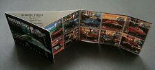 Malaysia Proton Cars 1995 Made Vehicles Automobile Transport (Booklet) MNH *rare