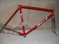 ROSSIN bike frame (Cadre velo) vintage + Campagnolo, 53cms condition 95% perfect