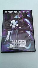 "DVD ""A LA CAZA DEL HOLANDES"" MENAHEM GOLAN EDDIE BOWZ"