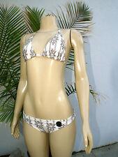 Paula Thomas for Thomas Wylde- Tan -2 pice set Swimsuit  Sz: S
