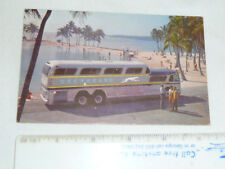 "AMERICA"" FAVORITE BUS POST CARD"
