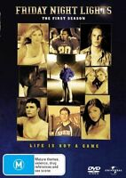 Friday Night Lights : Season 1 DVD_Region 2 4 & 5 Sports DRAMA Series