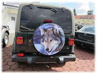 WOLF 4x4 SPARE WHEEL COVER 26 1/2´´ inch Honda CRV Suzuki Vitara Samurai Jimny