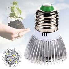 Led Plant Grow Light 28W E27 Efficient Hydroponic Full Spectrum Growing Lamp Dh