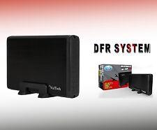 BOX ESTERNO PER HD HARD DISK 3,5 SATA + IDE PATA USB 2.0 IDE SATA VULTECH GS35IS